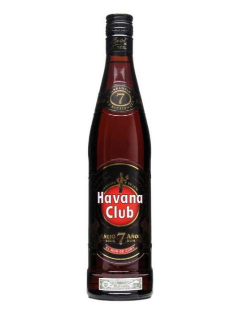Havana Club 7 Year Old Rum 70cl