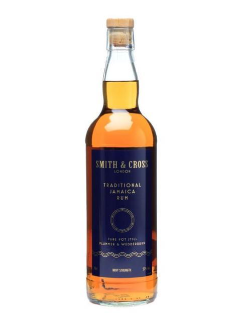 Smith & Cross Rum 53% 70cl