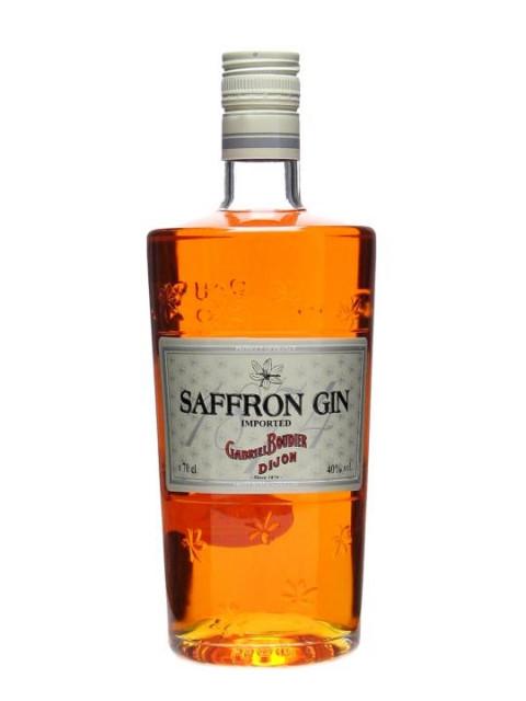 Saffron Boudier Gin