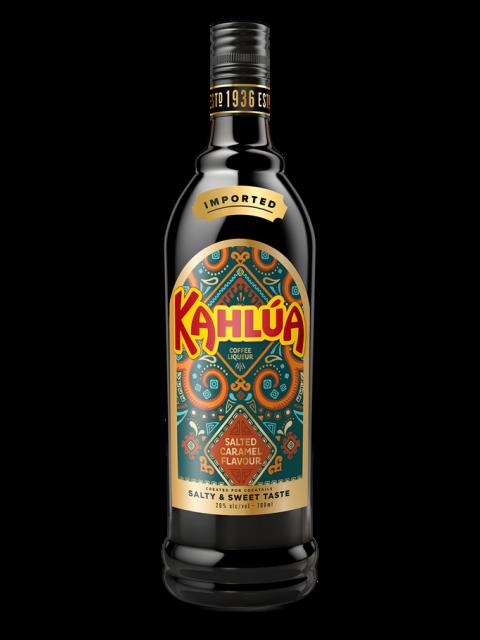 Salted Caramel Kahlúa 70cl