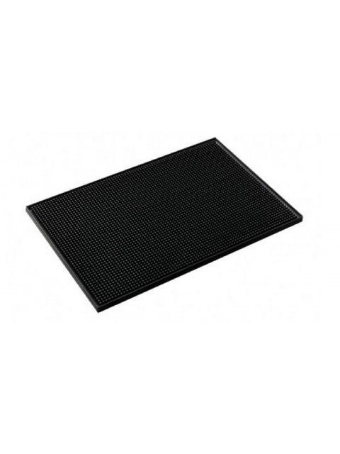 Service Mat, Black 31x45cm 17.75x12.25