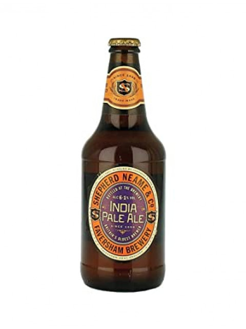 Shepherd Neame India Pale Ale 8 x 500ml