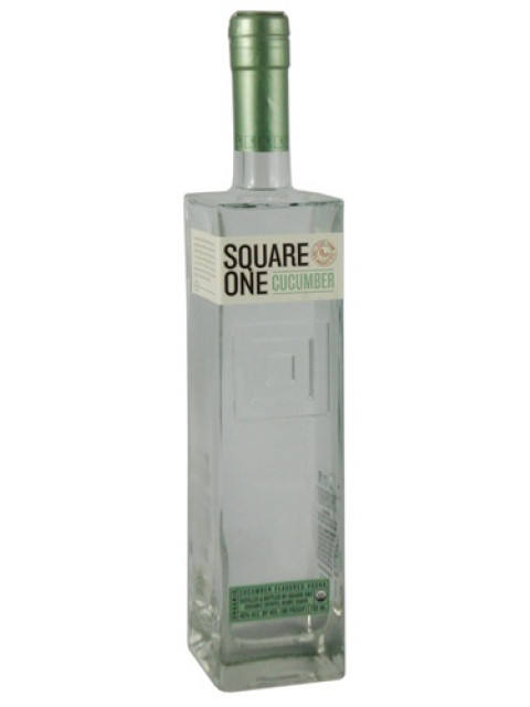 Square One Cucumber Vodka 70cl