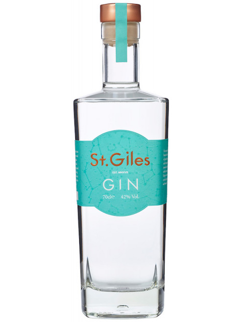 St Giles London Dry Gin 70cl