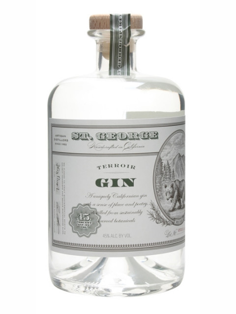St.George Terroir Gin