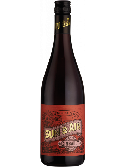 Sun & Air Cinsault, Western Cape 2017 75cl