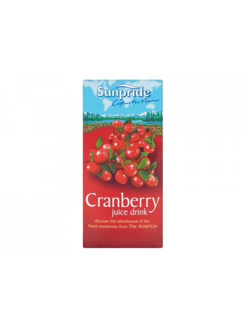 Sunpride Cranberry 12x1ltr