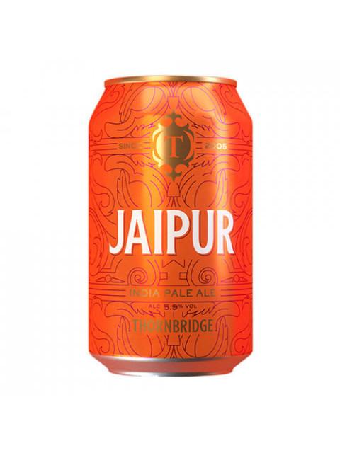 Thornbridge Brewery - Jaipur IPA 4 x 330ml Cans