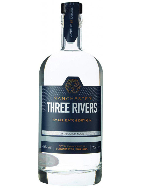 Three Rivers Gin 70cl