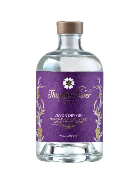 Thunderflower Gin 70cl