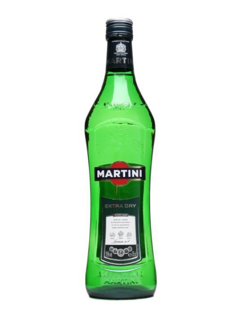 Martini Extra Dry Vermouth 75cl