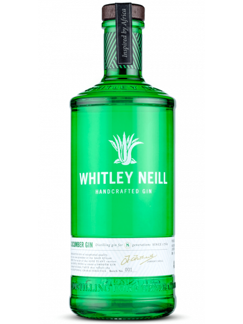 Whitley Neill Aloe and Cucumber Gin 70cl