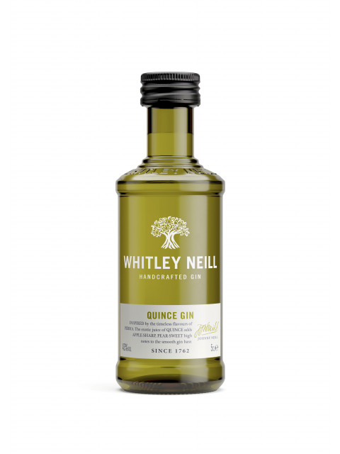 Whitley Neill Quince Gin Miniature 5cl